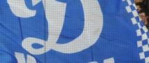 Фанаты клуба «Омония» попали камнем в главного тренера «Динамо»