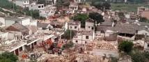 381 человек погиб из-за землетрясения в Китае