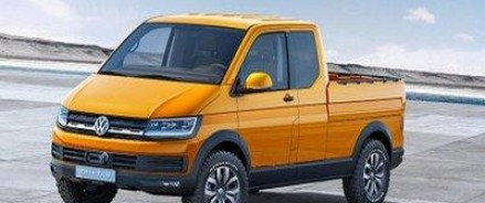 Прошла презентация пикапа Tristar от Volkswagen