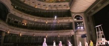 В Петербурге проходит открытие фестиваля «Балтийский дом»