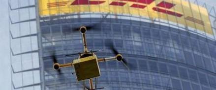 Доставкой товаров скоро будут заниматься дроны