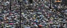 Акции протеста в Гонконге продолжаются: более 50 человек получили ранения