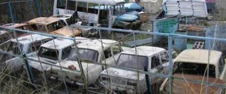 Россия возвращает программу по утилизации старых авто