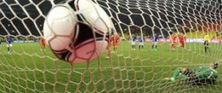 Молодежная сборная России по футболу уступила победу команде Дании