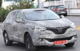 Появились шпионские снимки «Renault Djeyo»