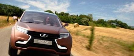 В октябре 2015 года «АвтоВАЗ» начнет производство «LADA XRAY»
