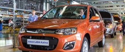 В сентябре на «АвтоВАЗ» временно остановят производство «Lada Priora», «Kalina» и «Lada 4×4»