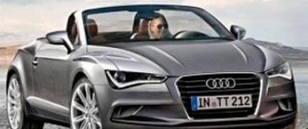 Стало известно, когда покажут новую «Audi TT»