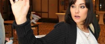 Саша Грей приехала в Москву со своим новым фильмом