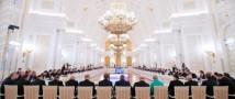 В Кремле прошло заседание Госсовета РФ