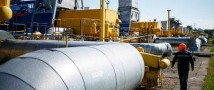 Венгрия остановила подачу газа в Украину