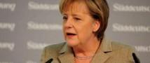 Меркель выступила против снятия с России санкций