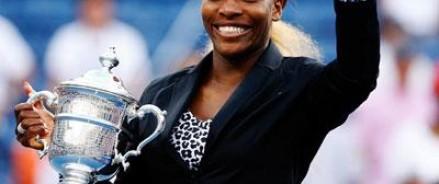Серена Уильямс в шестой раз выиграла «US Open»