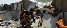 Один из городов Сирии находится под осадой группировки «Исламское государство»