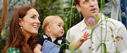 Принц Уильям и его супруга Кэтрин ждут второго ребенка