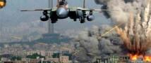 США и союзники в очередной раз нанесли удары по территории Сирии