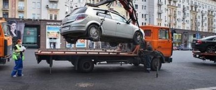 Против обязательной эвакуации машин будут бороться тридцать восемь депутатов