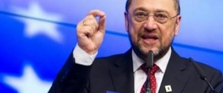 Мартин Шульц потребовал, от властей РФ раскрыть черный список евродепутатов