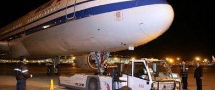 Самолет с российскими туристами совершил в Пекине экстренную посадку