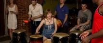 *ГАЛА-КОНЦЕРТ *Международного конкурса барабанщиков и перкуссионистов «УДАРНАЯ ВОЛНА» 2014