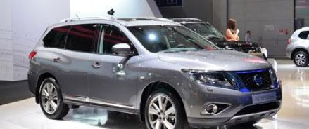 В России стартовали продажи «Nissan Pathfinder»