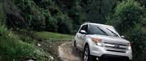 В России начали продавать «Ford Explorer» 2015 модельного ряда