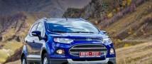В конце ноября стартуют продажи кроссовера «Ford EcoSport»