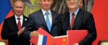 13 октября Россия и Китай могут подписать договор о поставках газа