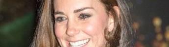 Кейт Миддлтон после длительного перерыва показалась на публике