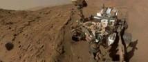 Марсоход «Curiosity» сфотографировал крокодила