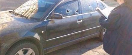 На Украине, в Кривом Роге, расстреляли автомобиль вблизи избирательного участка