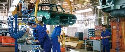 Санкции помогут восстановить промышленность
