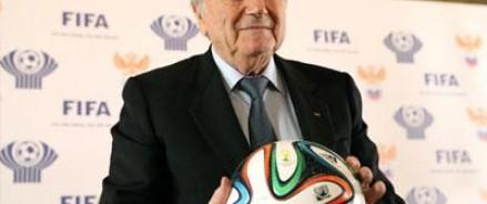 ФИФА разведет Украину и Россию на чемпионате мира по футболу в 2018 году