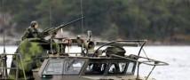 Швеция не оглашает детали операции по поиску иностранной подводной лодки