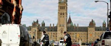 Убит стрелявший в парламенте Канады