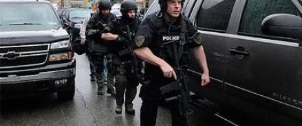 В США задержали опасного преступника