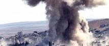 США нанесли очередные авиаудары по позициям «ИГ» в Кобани