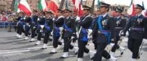 Итальянцы больше не смогут целоваться с полицейскими
