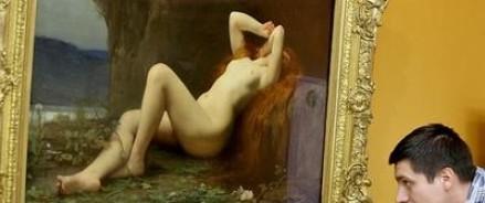В Санкт-Петербурге продемонстрируют ожившие картины знаменитых художников