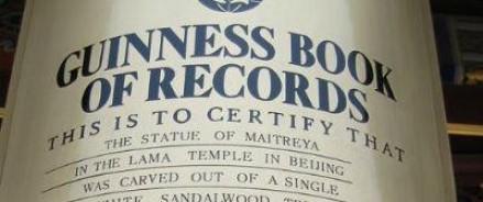 «Сапсан» занесут в Книгу рекордов Гиннеса