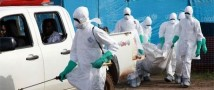 Ситуация с лихорадкой Эбола в Африке усложняется побегами больных и плохим качеством медобслуживания