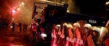 День независимости в Варшаве окончился кровавым побоищем