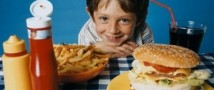Реклама фастфуда может исчезнуть из детских передач