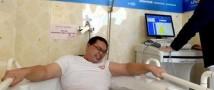 Китайские мужчины почувствовали на себе всю боль от родовых схваток