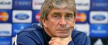 Руководство «Манчестер Сити» угрожает тренеру команды отставкой