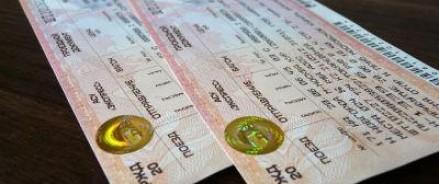 Минтранс останавливает продажу единого билета в Крым