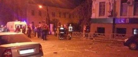 В Харькове взорвали рок-клуб «Стена»