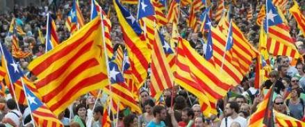 Каталонцы не хотят жить в Испании