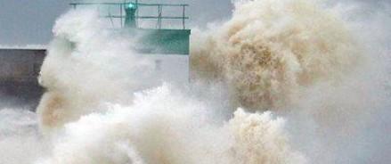 Брисбен пострадал от мощнейшего шторма