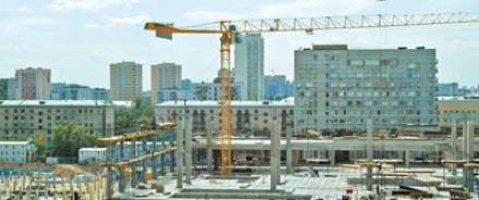 В центре Москвы приостановлено строительство многофункционального общественно-делового комплекса